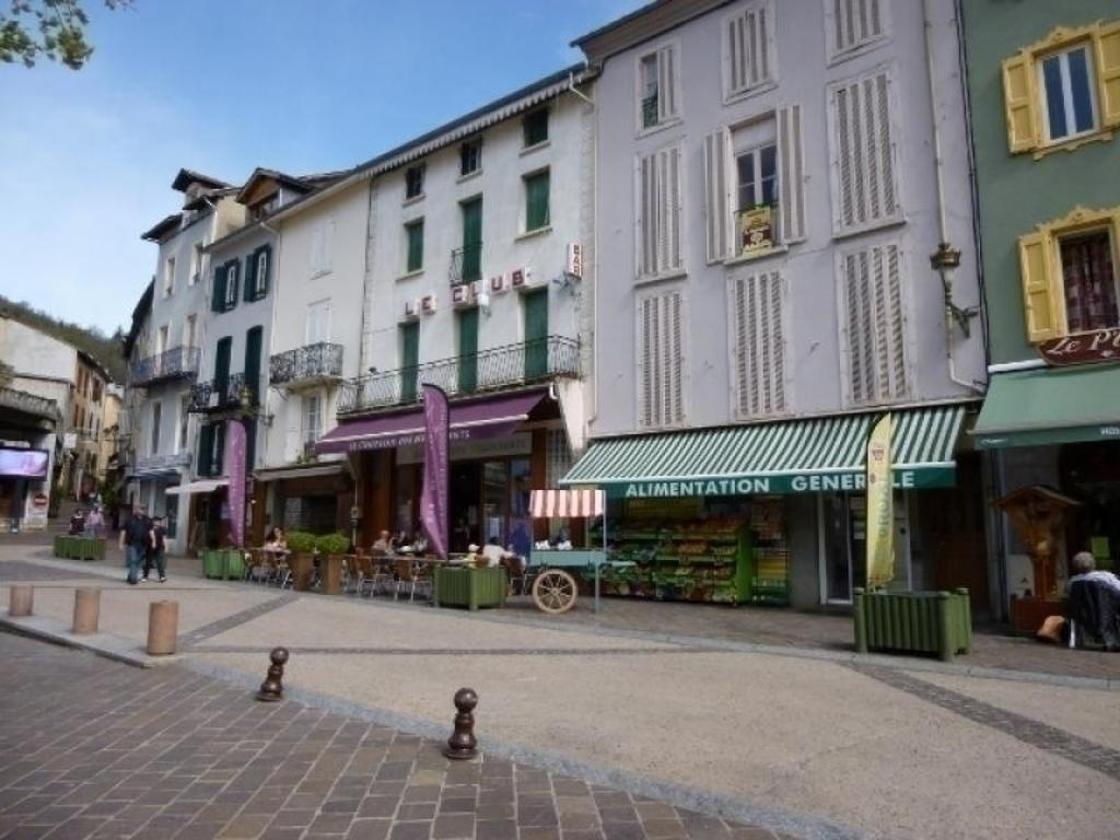 Rental Apartment Saint Jerome 6 - Ax-Les-Thermes